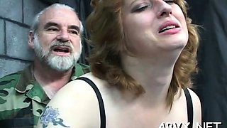 video titel: Lewd floosy is drilling her tight cherry || porn tgas: bbw,bdsm,big tits,drilling,iceporn