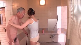 video titel: Father in law, bauty girl    porn tgas: asian,blowjob,daddy,girl,videotxxx