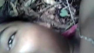video titel: desi girl fucked in forest || porn tgas: amateur,babe,big tits,desi,xhamster