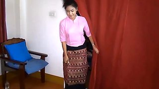 video titel: Asian massage parlor from Thailand gives full service || porn tgas: amateur,asian,big ass,blowjob,