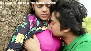 video titel: College Couple Din Control Love In Forest Short Movie || porn tgas: college,couple,love,park,