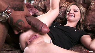 video titel: Hope Harper turns interracial BJ into such a sensual pussy banging workout || porn tgas: banged,bbc,beautiful,black,yourlust