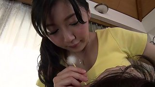 video titel: Miho Ichiki Making a MILF Feel Like a Woman for the First Time || porn tgas: first time,milf,woman,xxxdan