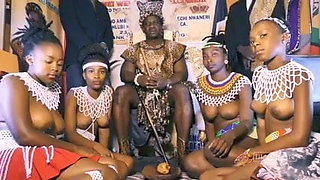 video titel: African chief with his own topless girls || porn tgas: african,big tits,black,ebony,xhamster
