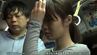 video titel: Cute Shy Japanese Teen on Bus Didn Know She Wanted It Until She Got It || porn tgas: car,cute,japanese,shy,xxxdan