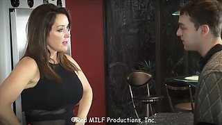 video titel: Lesson to son from mother || porn tgas: big ass,milf,mom,mother,xxxdan