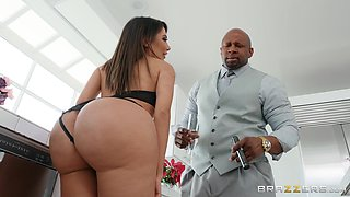 video titel: Lela Star craves for hard and black dick deep inside her wet holes    porn tgas: black,black cock,couple,cuckold,anyporn