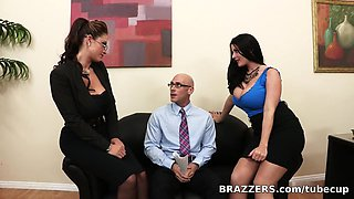 video titel: Big Tits at Work Acing the Interview || porn tgas: big tits,interview,upornia