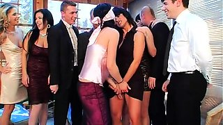 video titel: Lucky lad gets fucked by a group of smoking angels || porn tgas: angel,blowjob,cfnm,fuck,iceporn