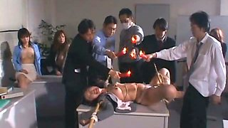 video titel: Asian slave gets body punished || porn tgas: asian,punishment,slave,nuvid