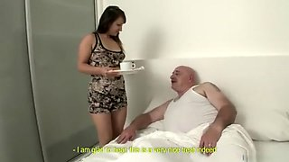 video titel: Chubby dad who wants to fuck with his maid || porn tgas: anal,arab,babe,bbw,hotmovs