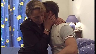 video titel: FRENCH MOM CHRISTIANE GONOD INCEST WITH SON || porn tgas: anal,ass,blonde,blowjob,pornone_com