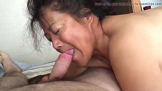 video titel: year old chinese mother unsatisfied by husband    porn tgas: chinese,husband,mother,old and young,jizzbunker