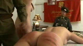 video titel: Discipline in Russia C.P. for women in RSP xLx || porn tgas: amateur,bdsm,russian,spanking,xhamster