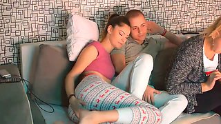 video titel: the most hot video i ever see || porn tgas: 3some,babe,brunette,fetish,hotmovs
