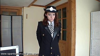 video titel: Constable kami robertson spanked and caned || porn tgas: spanking,xxxdan