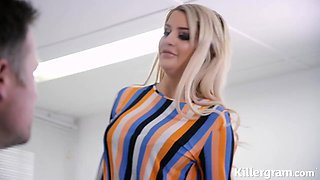 video titel: Sienna Day is fucking her boss, every once in a while, although he is married || porn tgas: anal,big tits,blonde,boss,hotmovs