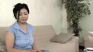 video titel: Charming japanese milf take care of her soninlaw living || porn tgas: charming,japanese,xxxdan