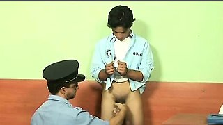video titel: Teen convict drills tough gay officer in the ass || porn tgas: ass,gay,officer,teen,nuvid