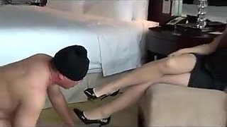 video titel: Chinese mistress. || porn tgas: chinese,femdom,foot,mistress,videotxxx