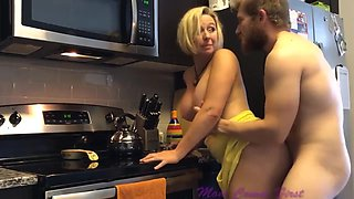 video titel: Fucking step mom in kitchen || porn tgas: blonde,european,fuck,german,