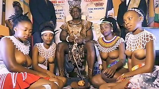 video titel: African chief with his own topless girls || porn tgas: african,girl,posing,xhamster