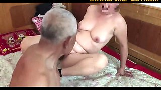 video titel: muted chinese old man fucking grandma || porn tgas: chinese,fuck,grandma,granny,gotporn