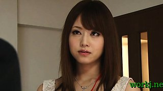 video titel: Japanese office cutie provides her vagina to her boss || porn tgas: boss,cute,japanese,office,nuvid