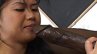 video titel: Asian beauty slobbering all over this big cock || porn tgas: amateur,anal,asian,ass,PornoSex