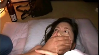 video titel: Japanese Wife Force Fuck While Sleeping || porn tgas: amateur,anal,asian,ass,pornone_com