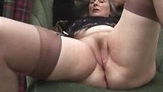 video titel: Chunky babe in stockings gets really freaky || porn tgas: ass,bbw,camshow,chunky,PornoSex