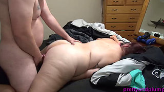 video titel: Fatty Hardcore For Pretty And Plump || porn tgas: amateur,bbw,big cock,big tits,pornone_com