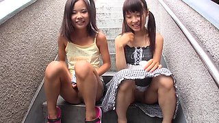 video titel: asian teens masturbating and peeing || porn tgas: 3some,asian,group,japanese,looporn