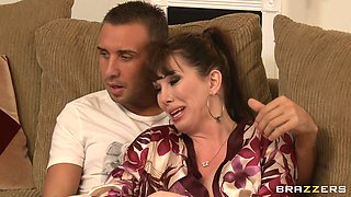 video titel: Milf With Natural Tits Obsessed With Young Guys || porn tgas: big cock,big tits,brunette,gay,flyflv