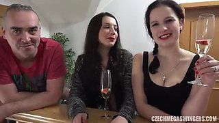 video titel: Czech mega swingers 21 || porn tgas: amateur,czech,european,group,jizzbunker