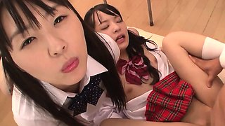 video titel: Abe Mikako Does Deep Rimming Shares Eating Cum With Friend || porn tgas: 3some,asian,babe,bukkake,drtuber