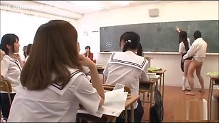 video titel: SDDE Everyday Sex IAt The School    porn tgas: asian,group,japanese,old man,