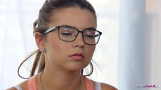 video titel: Marina Visconti. Marina Casting Couch X || porn tgas: casting,couch,high definition,russian,