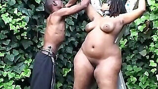video titel: Fat African bitch is about to be crucified || porn tgas: african,amateur,ass,bbw,PornoSex