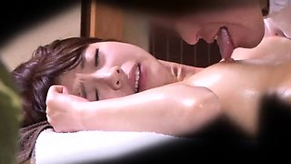 video titel: Sexy Asian babes getting massaged and fucked on hidden cam || porn tgas: asian,babe,fuck,hardcore,