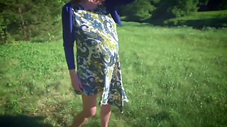 video titel: Outdoor Fuck And Dick Suck With Pregnant Young Girl, POV Video || porn tgas: amateur,big cock,big tits,blowjob,