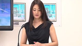 video titel: Beautiful Female Announcer || porn tgas: beautiful,female,japanese,upornia