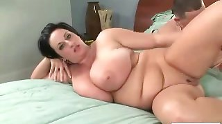 video titel: BBW Nasty Cougar Fucking Young Guy || porn tgas: bbw,big tits,blowjob,brunette,nuvid