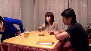 video titel: Kotatsu Is The Hangout Of The Sisters Why Do Not You Put In The Room kotatsu Will Hit In The Lottery! || porn tgas: japanese,sister,upornia