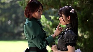 video titel: Asian Lesbian Bitches Lick Pussy Like Wild Savages || porn tgas: asian,high definition,japanese,lesbian,