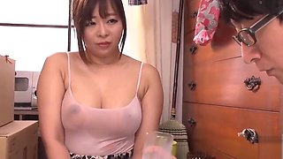 video titel: Living with mom and two sisters || porn tgas: asian,bbw,big tits,japanese,