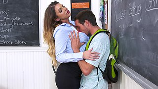 video titel: Full stacked teacher gets grinded all over || porn tgas: teacher,beeg