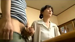 video titel: Perverted Japanese Step Son Fucking mother and sister    porn tgas: fuck,japanese,mother,perverts,
