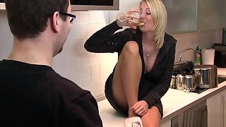 video titel: Bad Brother seduced his beauty drunk Sister || porn tgas: amateur,beautiful,beauty,big cock,
