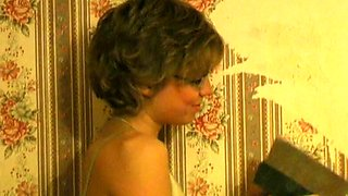 video titel: True homemade porn with short haired doll riding piston    porn tgas: amateur,doll,homemade,riding,